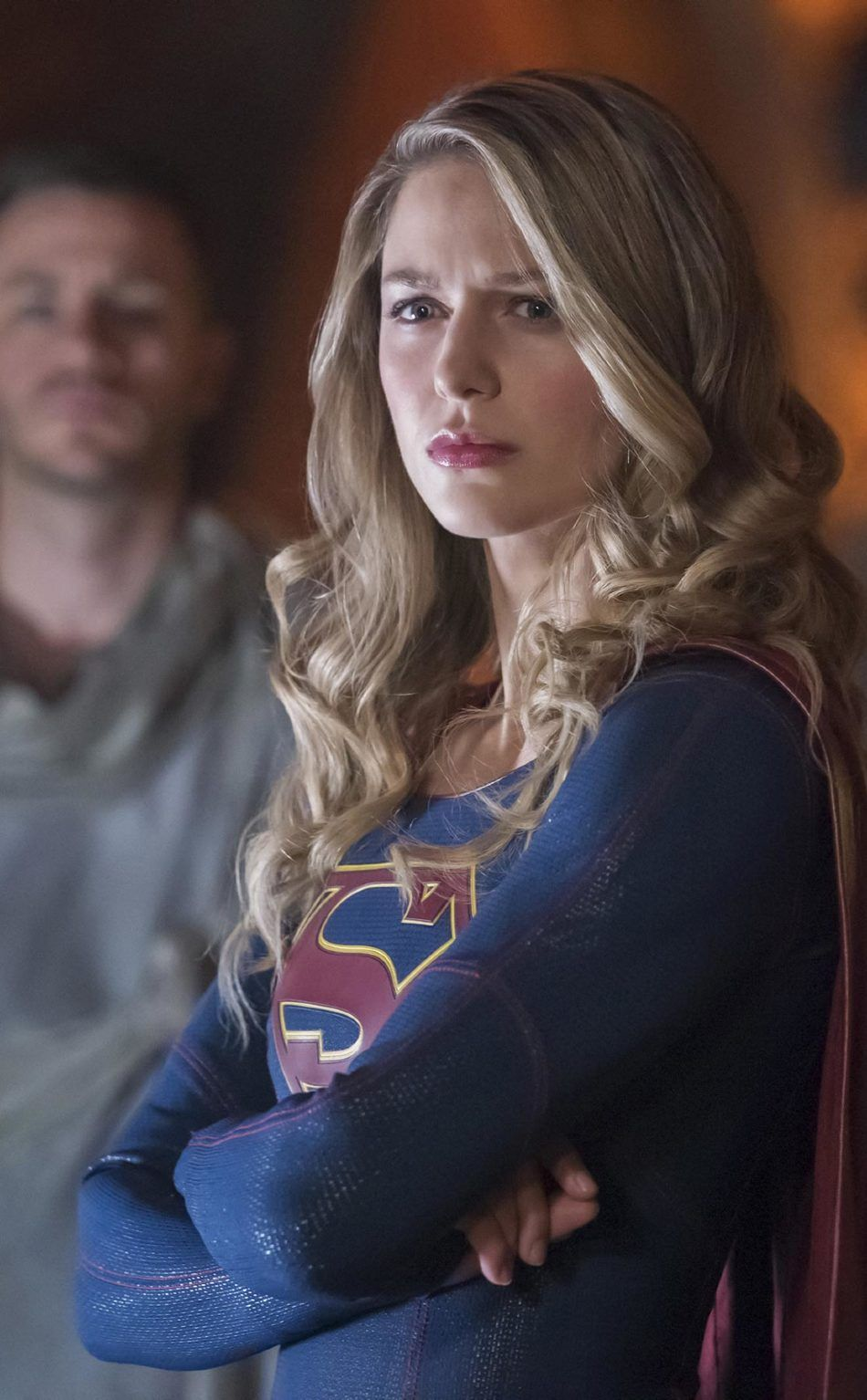 Melissa Benoist In Supergirl Season 3 2017 Full Hd 2k