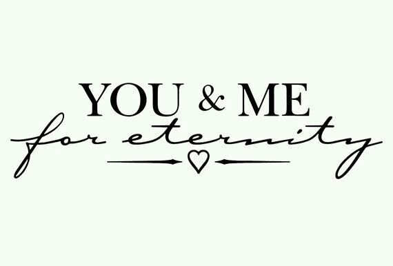 I Adore You Eternal Love Quotes Soulmate Quotes Wife Quotes