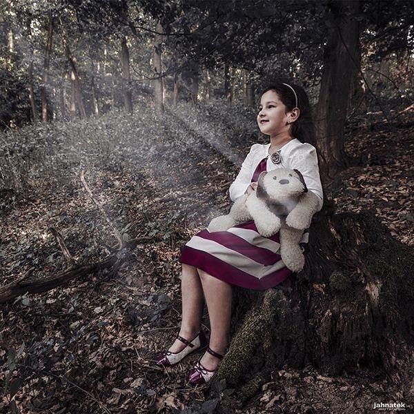 Magic forest - Digital art / photography