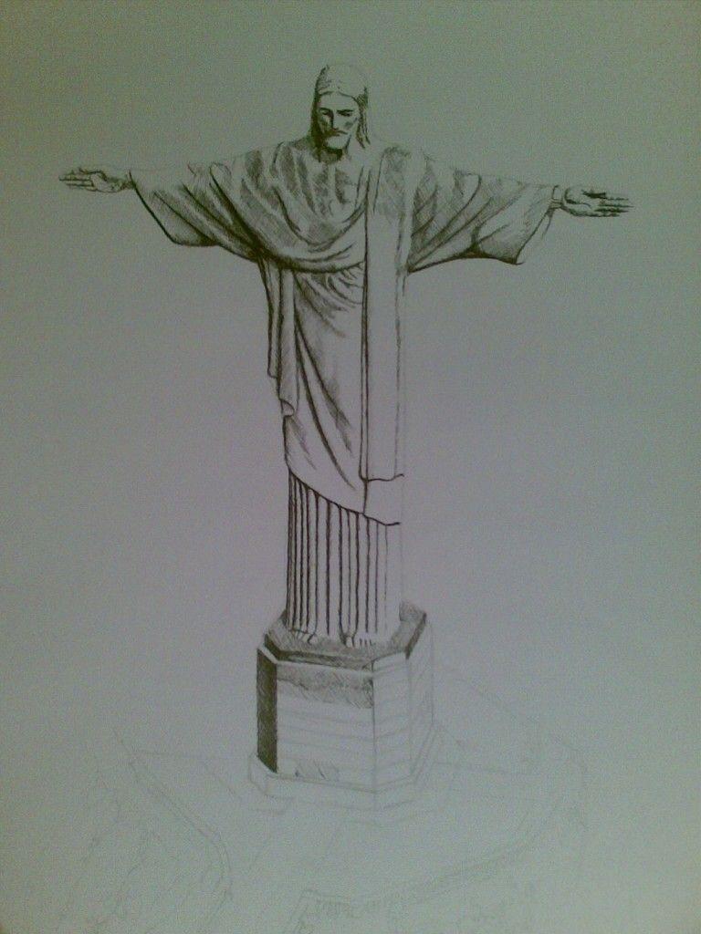 Christ The Redeemer Com Imagens Cristo Redentor Cristo