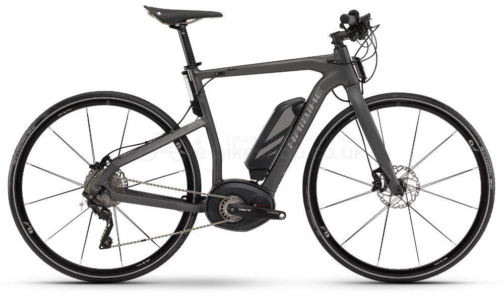 Haibike Xduro Urban Rc 2016 Bosch Electric Bike Ebike Best E Bike