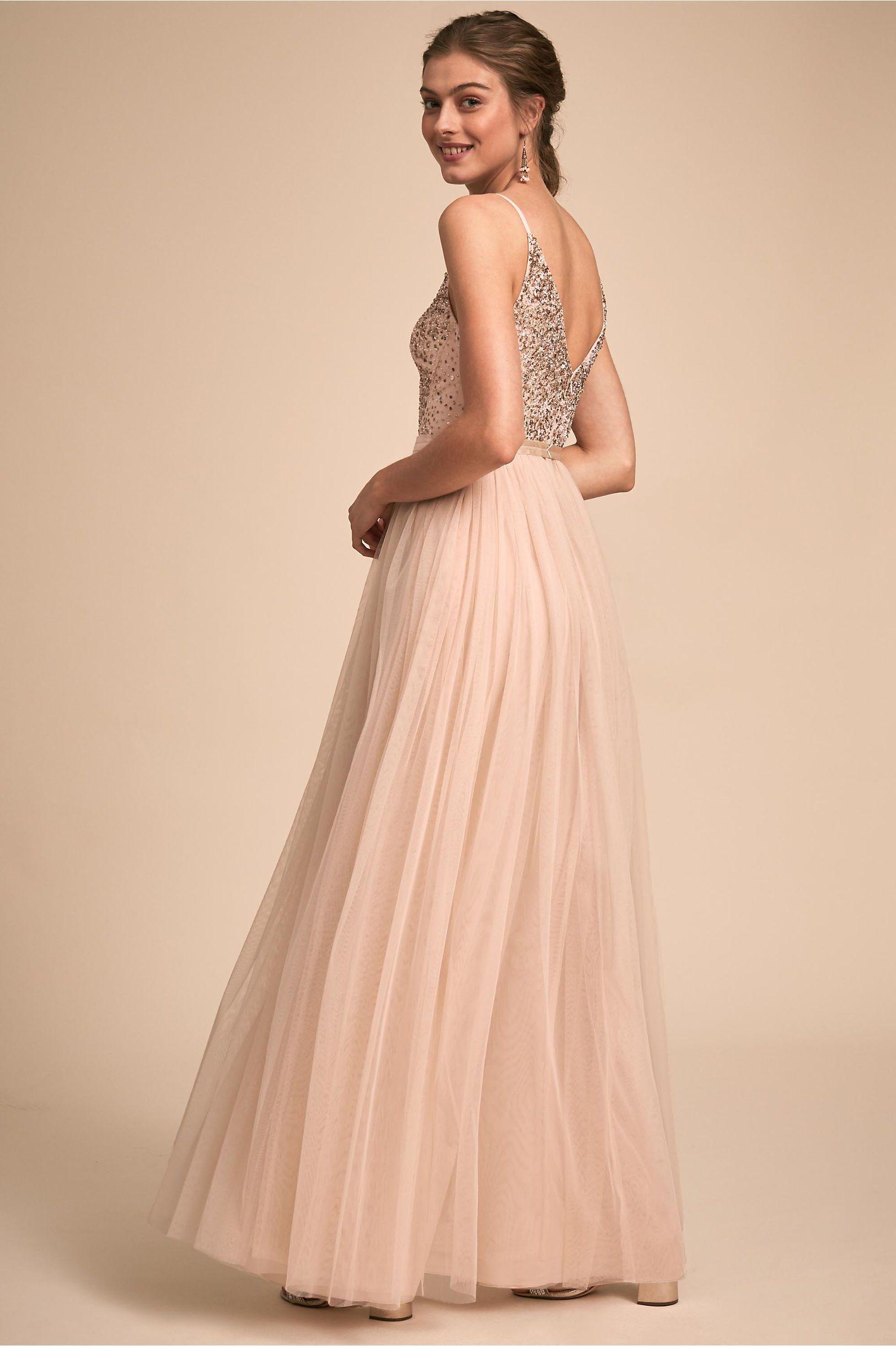 97502505298 Avery Dress Oyster in Bride