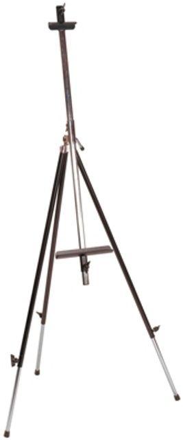 M M Tripod Easel Steel W Carry Bag Art Easel Table Easel Art Shed