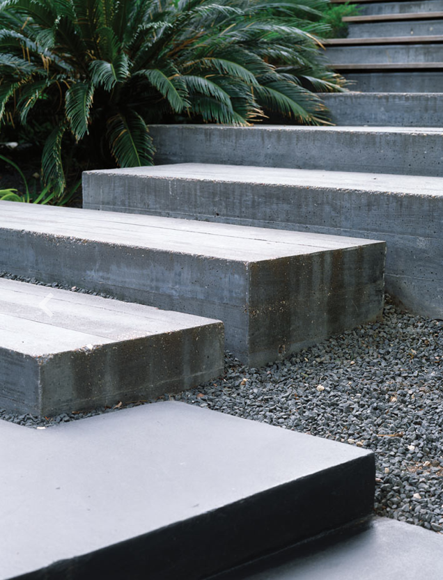 Best Simple Concrete Steps Looking Great In This Installation 400 x 300