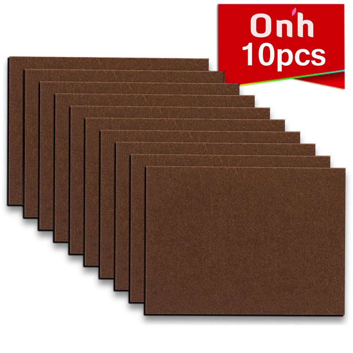 Furniture Pads 10 Pack On H Self