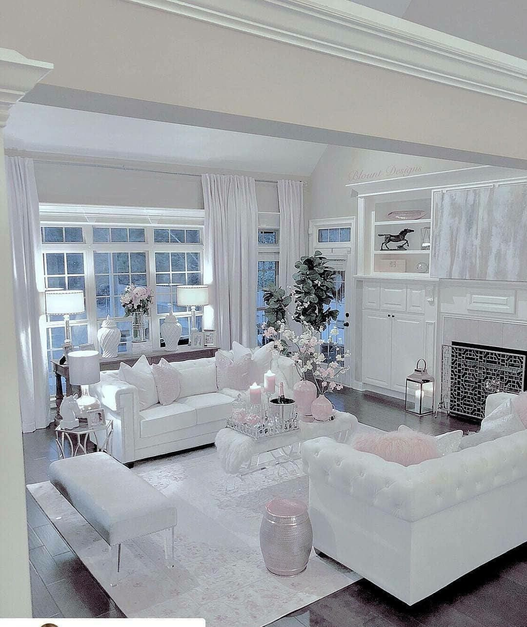 I Love It Glam Living Room