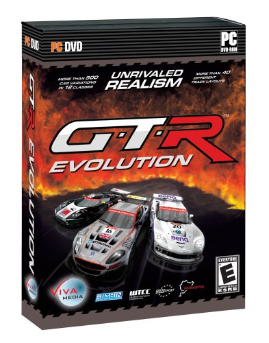 GTR Evolution Steam Key PC Gtr, Games, Evolution
