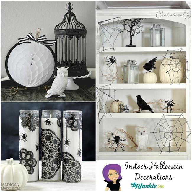 45 Boo-tacular Halloween Decorating Ideas Indoor halloween - indoor halloween decoration ideas