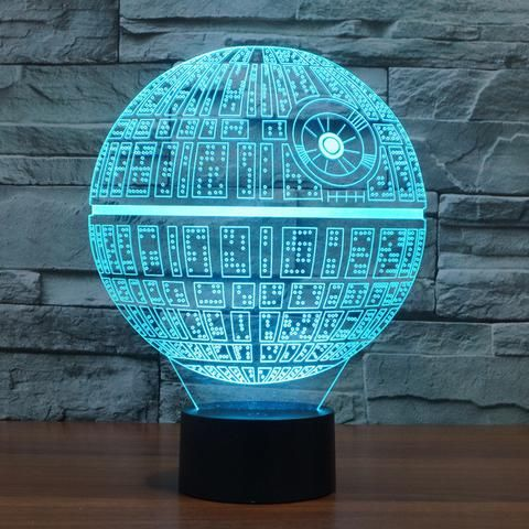 Pin By Epic Shop On 3d Illusion Lamps Led Night Lamp Star Night Light 3d Led Night Light