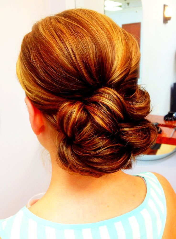 17 Phenomenal Bridesmaid Hairstyles Classy Easy Updo For ...
