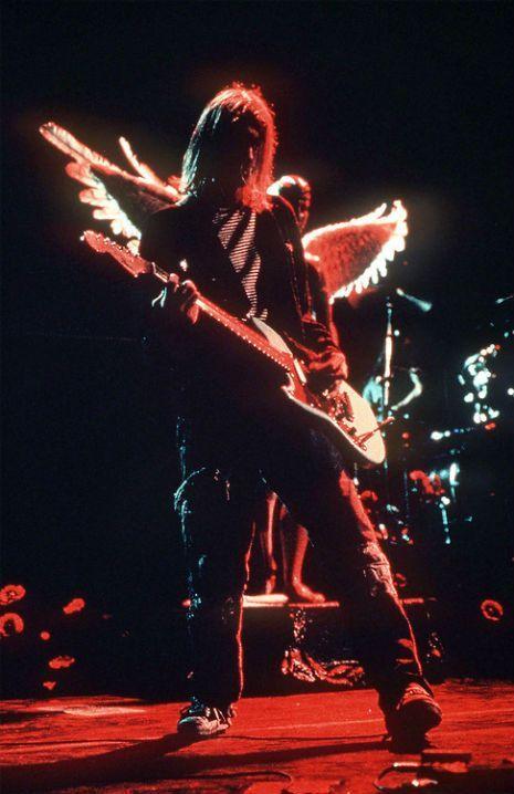 Absolute Nirvana: Neue Mixe von Steve Albini bringen das Jubiläum von 'In Utero' in ...