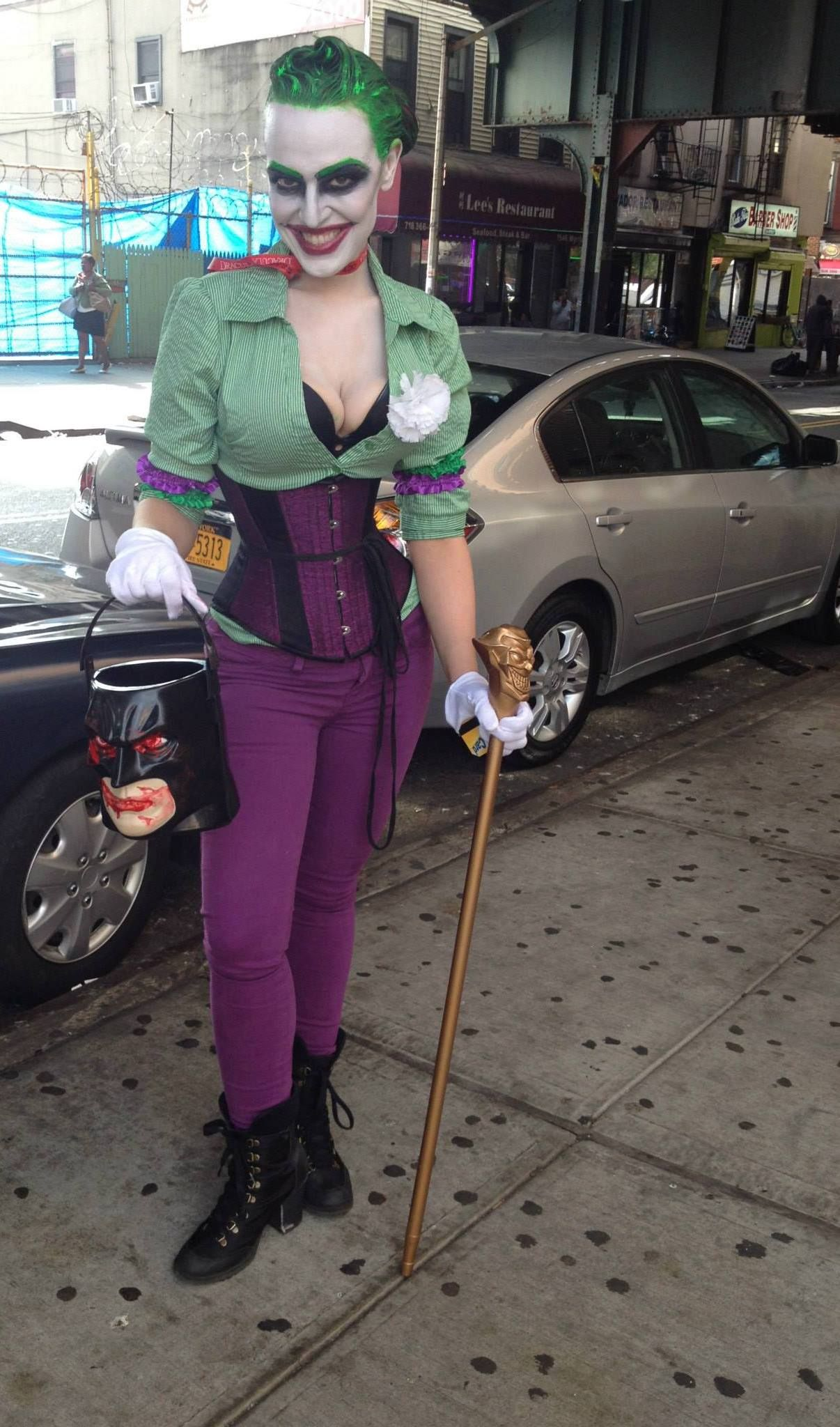 Female joker google search do it yourself pinterest joker female joker google search solutioingenieria Images