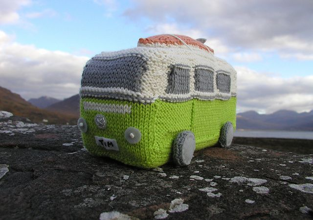 knit pattern for VW c&er van. probably the closest I will ever get to having & knit pattern for VW camper van. probably the closest I will ever ... pillowsntoast.com