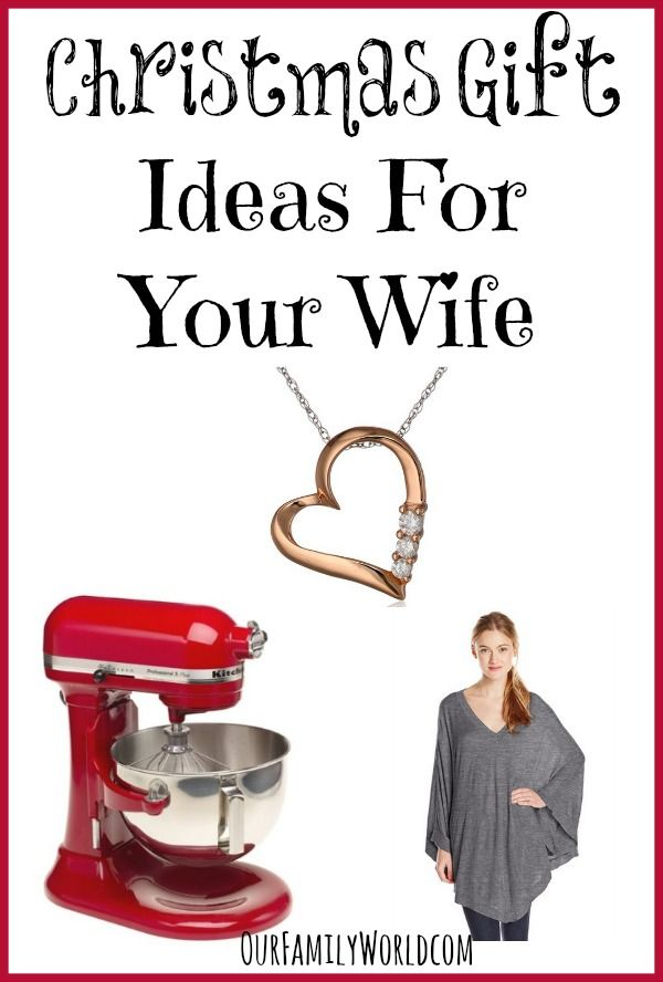 Meaningful & unique Christmas Gift Ideas For Your Wife ...