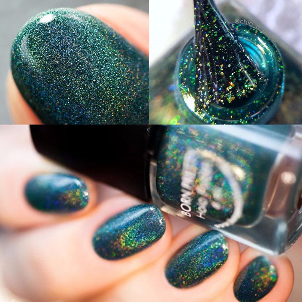 Details zu 6ml Born Pretty Holographisch Hologramm Nagellack ...