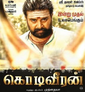 Kodiveeran 2017 Tamil Movie Hdrip 430mb Download Best Hd Movies