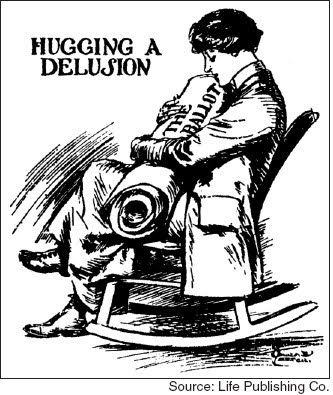 This is my favorite political cartoon. It represents a