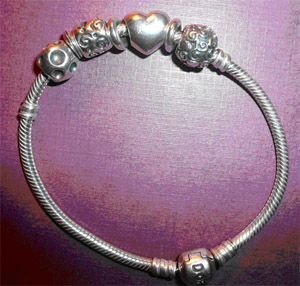 Lillian got Nora the most beautiful Pandora bracelet ever! She ...