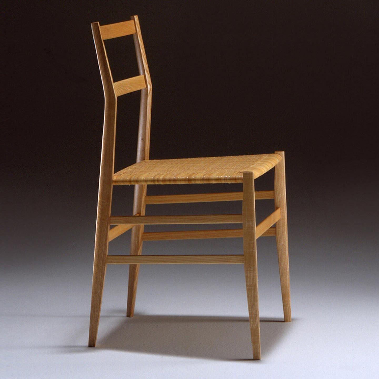 Super leggera chair gio ponti design pinterest mobili - Sedia leggera gio ponti ...