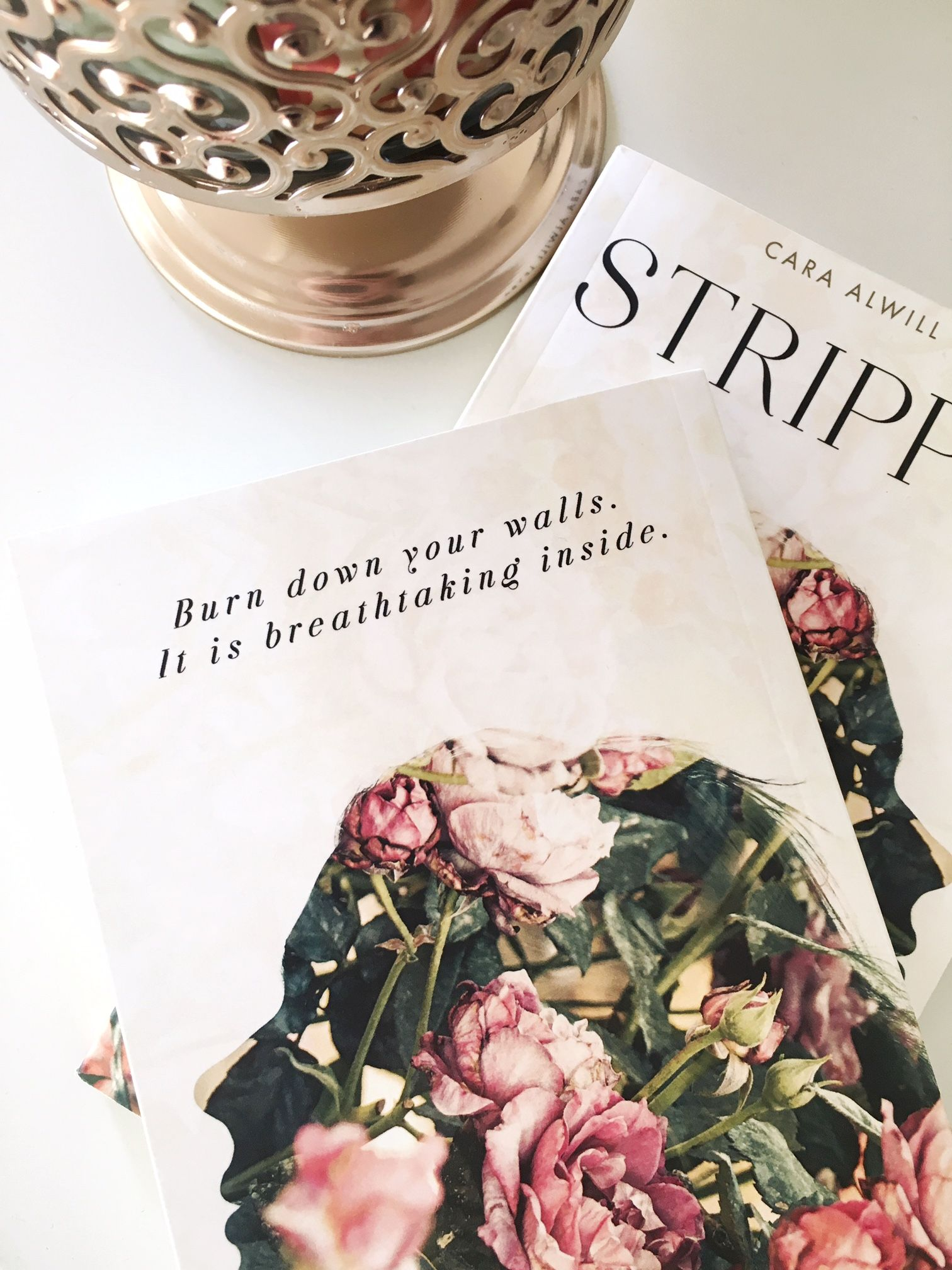 A piece from cara alwill leybas new book stripped a collection of a piece from cara alwill leybas new book stripped a collection of inspired writings fandeluxe Image collections