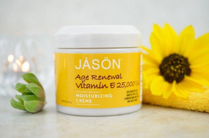 Krem Do Twarzy Z Witamina E Vitamins Creme Candle Jars