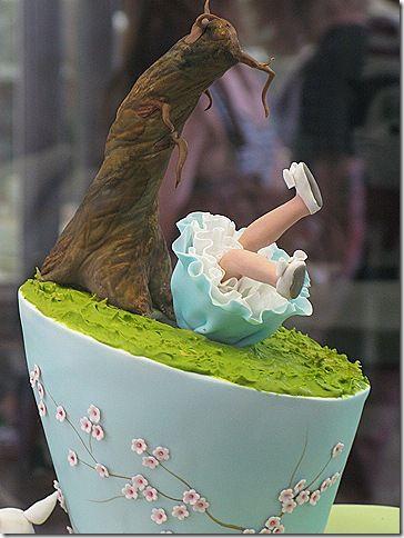 Moderne Alice im Wunderland  Cake designs  Alice im