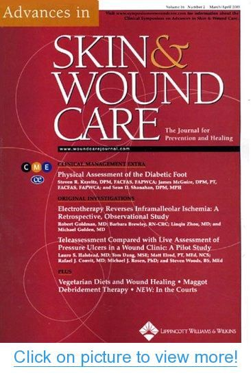 Advances In Skin Wound Care Wound Care Observational Study Book Worth Reading