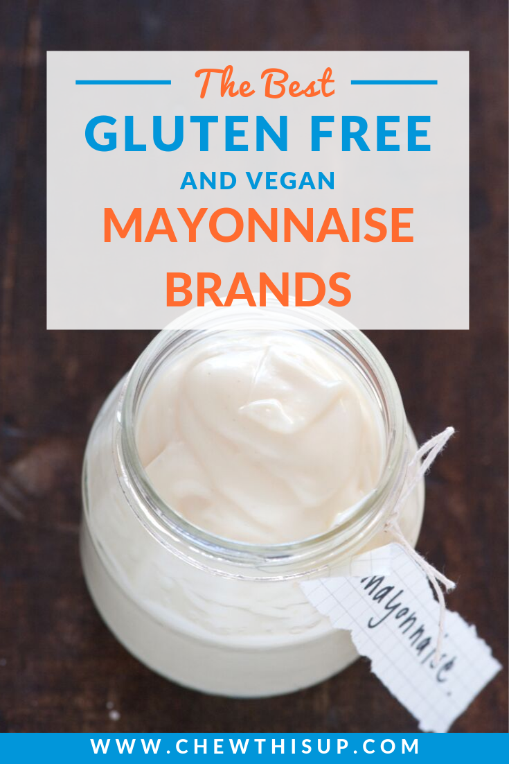 Vegan Mayo Brands The Top 7 And Where To Buy Them