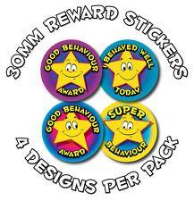 Parents 144 x 30mm Reading awards Schools,Teachers Childrens Reward Stickers