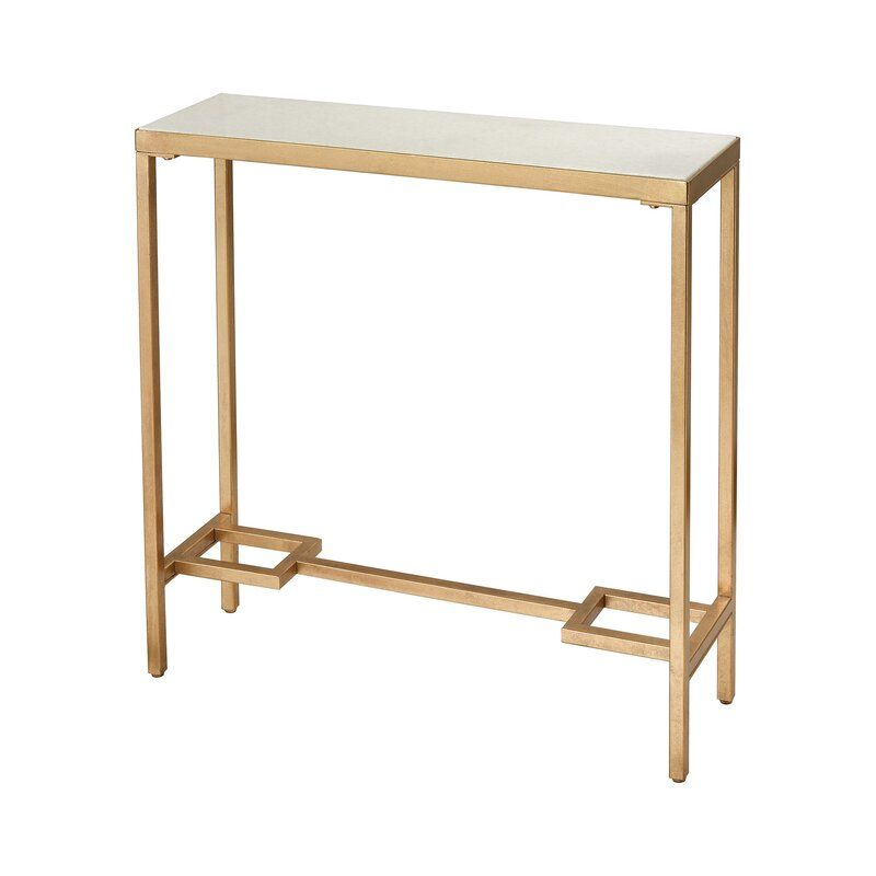 Demelza Tall Console Table White Console Table Small Console