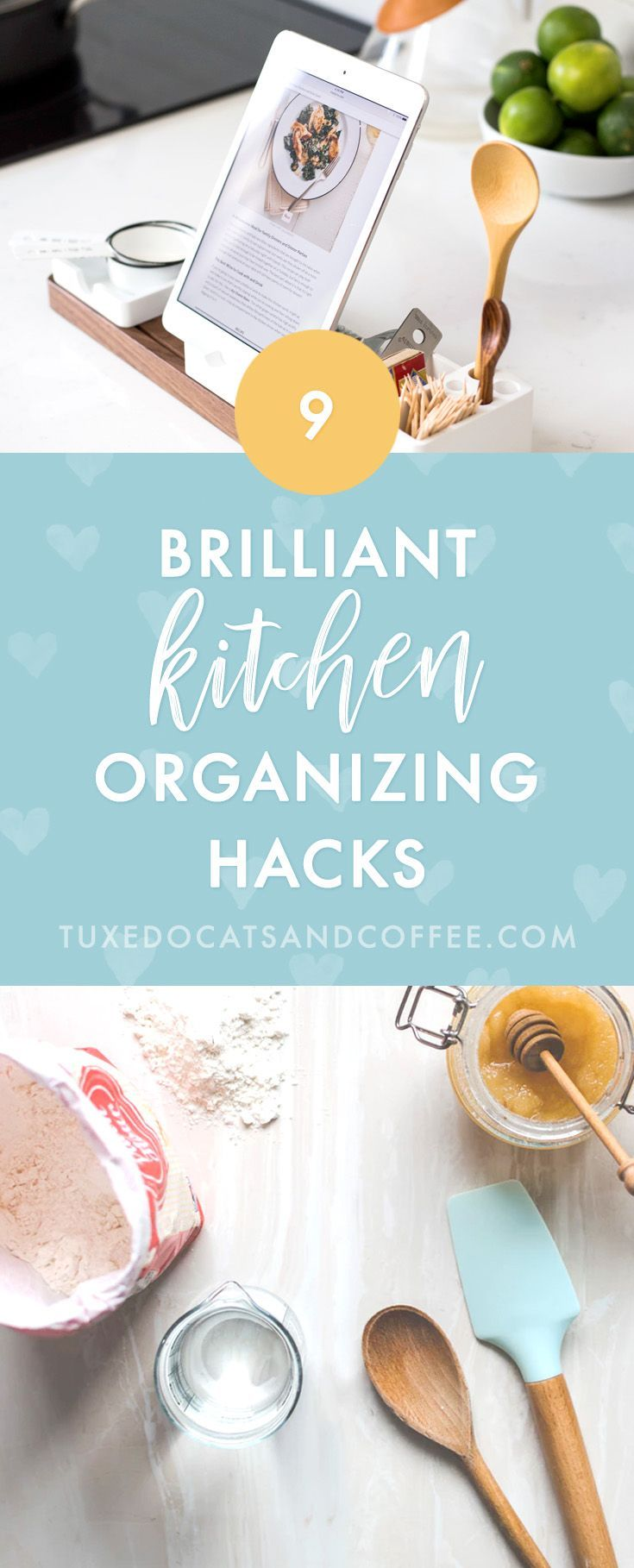 Is your kitchen a chaotic mess? Do you have trouble finding where ...