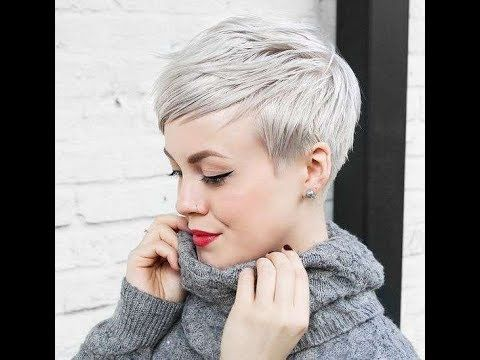 How I Get My Haircut Michelle Williams Inspired Pixie Cut