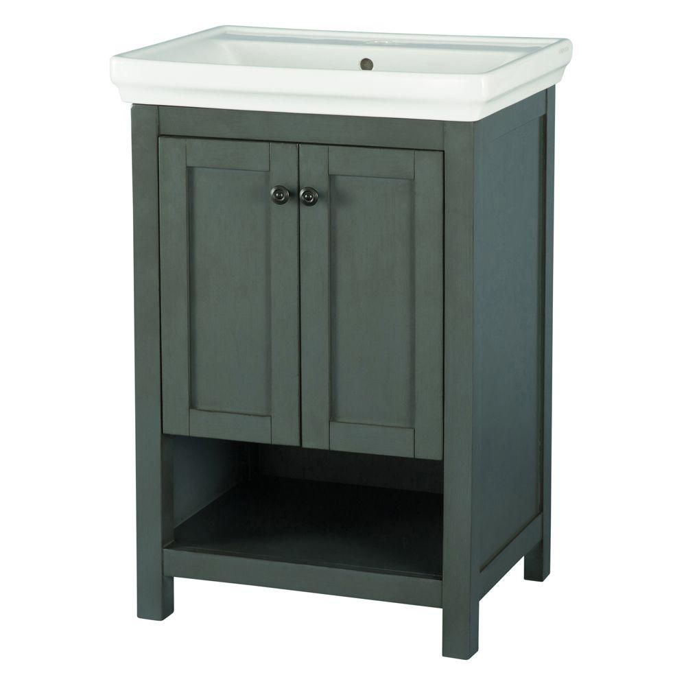 Home Decorators Collection Hanley 23 3 4 In W X 18 In D Bath