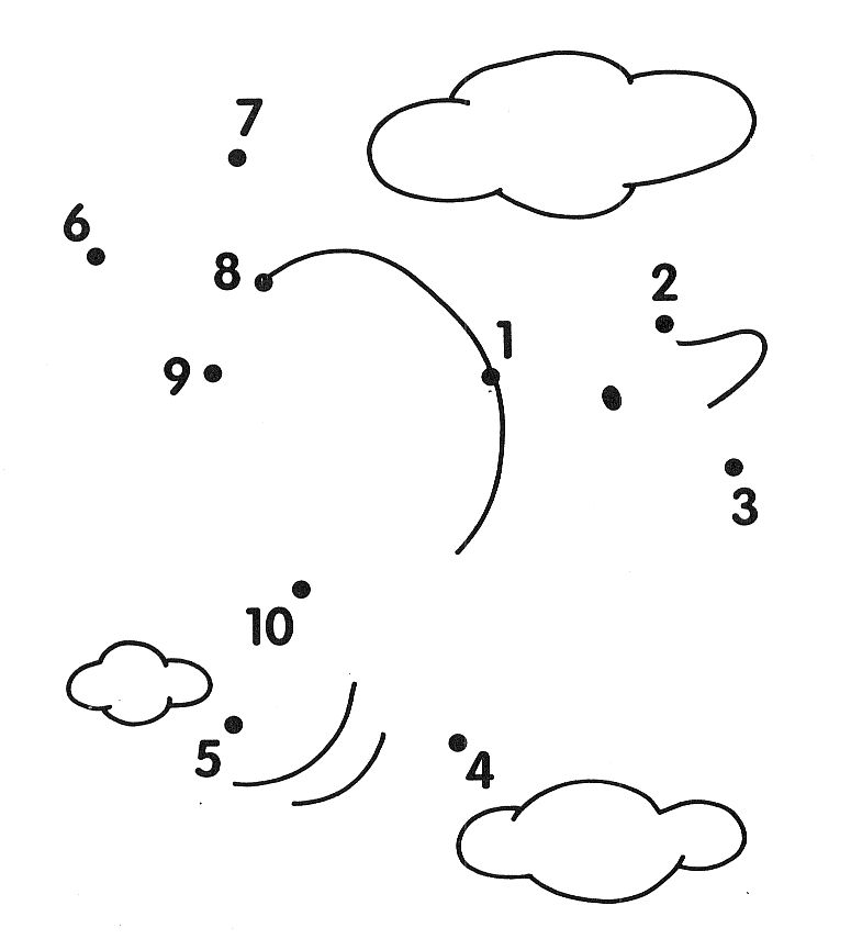 Dot To Dot Worksheets 1 10 : Vogel llenguatge matemÀtic numeraciÓ pinterest