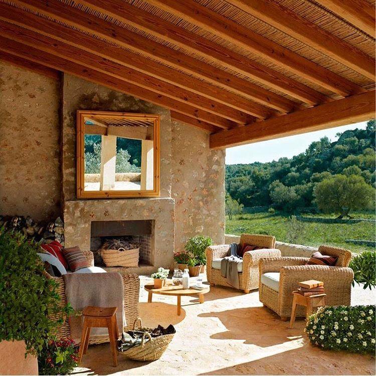 26+ Porches de madera rusticos trends