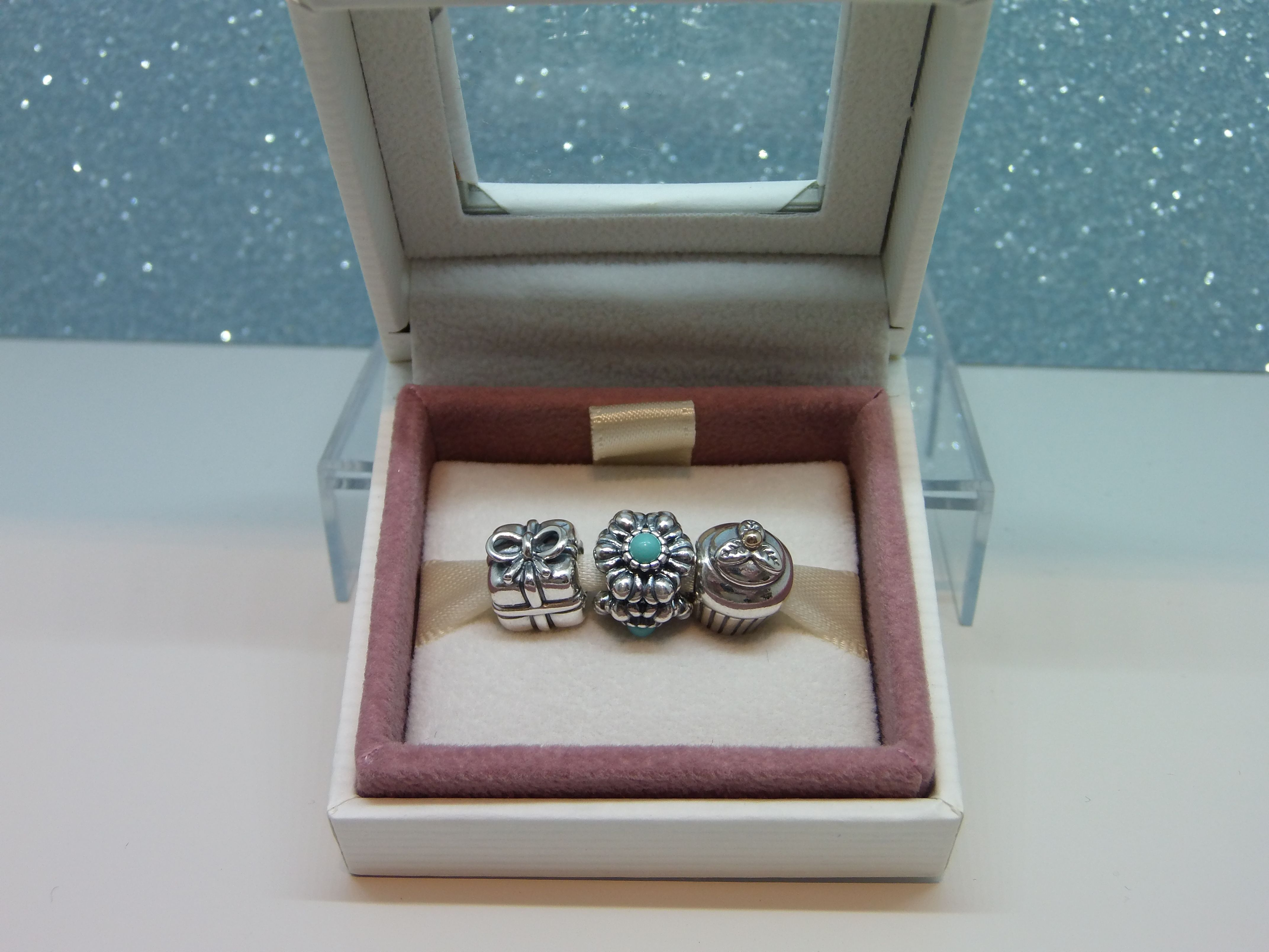 Birthday Wishes 14500 790417 790300 790580TQ Pandora Gift Sets Special