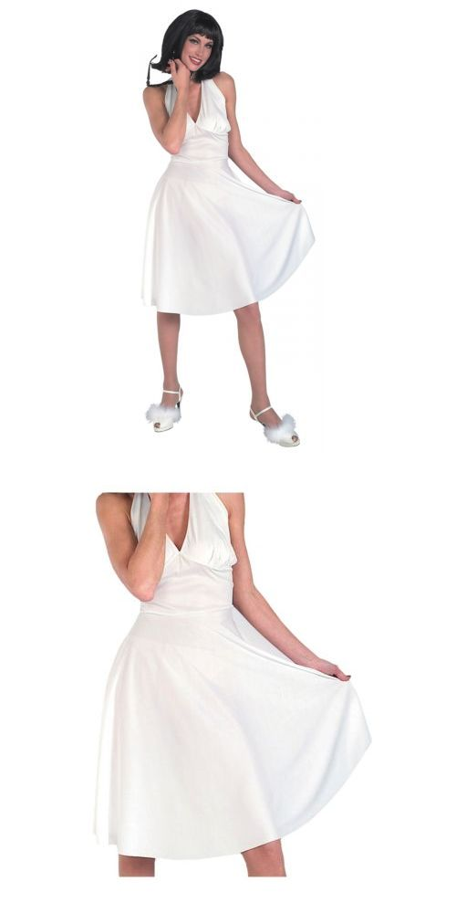 Women Costumes Marilyn Monroe Costume Adult 50S Hollywood Diva - marilyn monroe halloween costume ideas