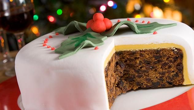 Stork christmas cake recipe