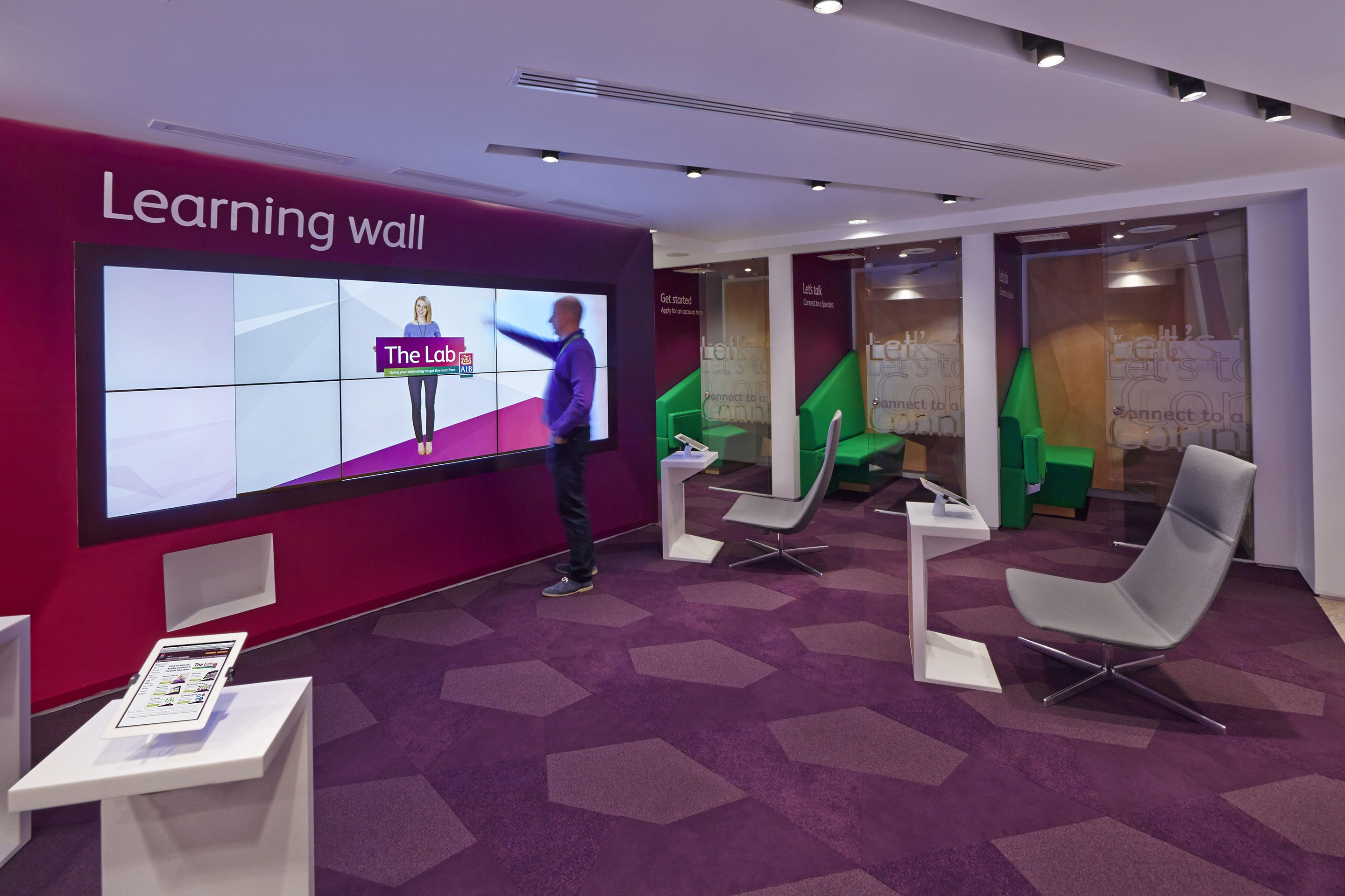 Aib S The Lab Store Dundrum Town Centre