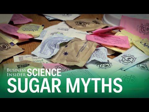 5 Myths About Sugar - YouTube  Rápido e completo, inclusive com resultados de estudos que saíram há poucos meses. Muito recomendável!  Tem inclusive a dica que vale ouro: como alimentos e alimentos são coisas não processadas.  Via Vivi Maurey