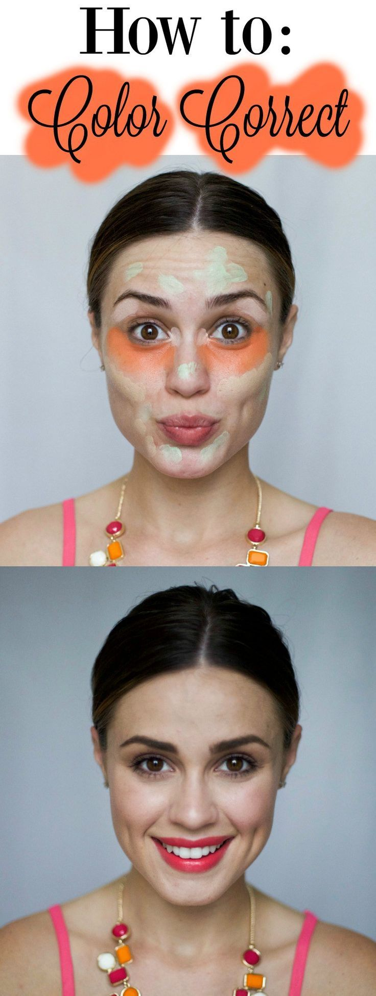 Color Correcting For Beginners Color correction makeup