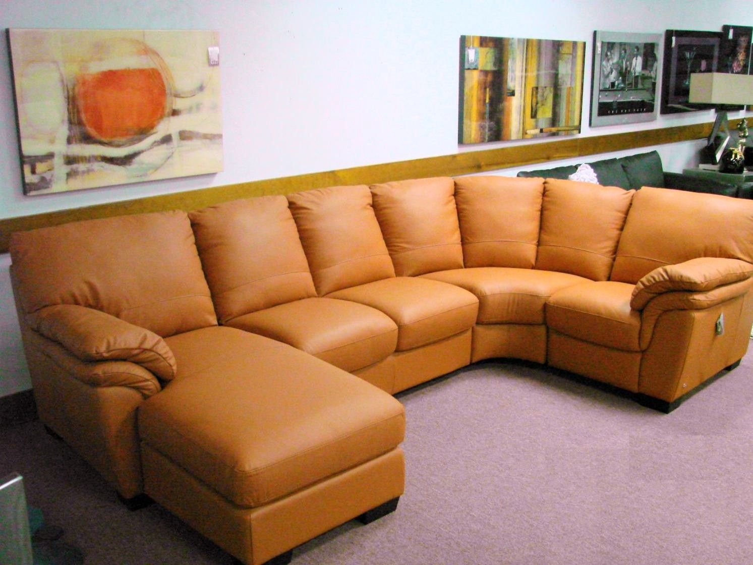 nice Light Tan Leather Couch  Fresh Light Tan Leather Couch 16 In Modern Sofa Inspiration : tan leather sectional sofa - Sectionals, Sofas & Couches