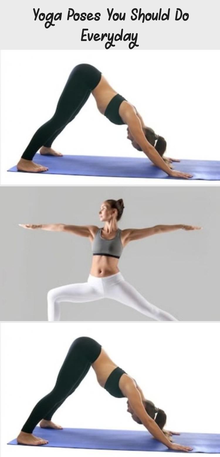 8 Yoga Poses You Should Do Everyday #health #fitness #workout #exercise #yoga #beginneryogaNightTime...