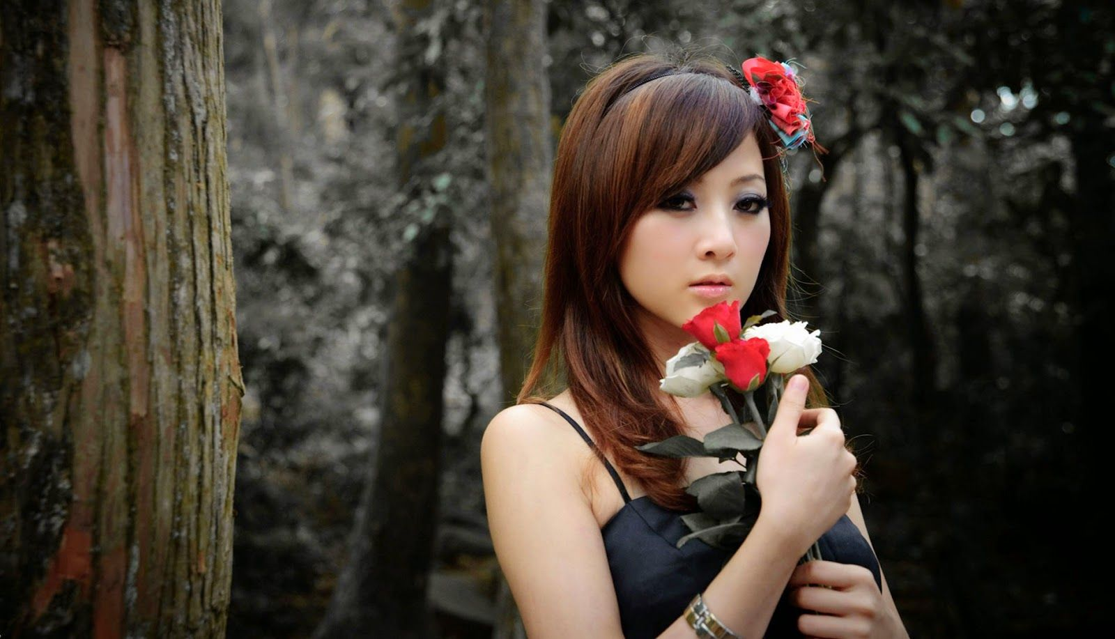 Taiwan Girl MM Gikao Beautiful Amazing Hd Wallpapers 100% High Definition  HD And High Quality
