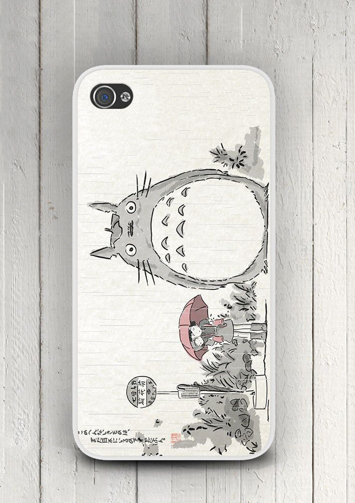 coque iphone 5 ghibli