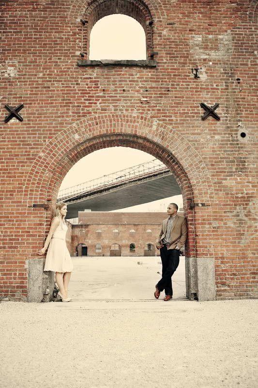 Engagement Photo - DUMBO www.premierdigitalweddings.com www.facebook.com/premierdigitalweddings Premier Digital Photography & Wedding Films, Staten Island, NY