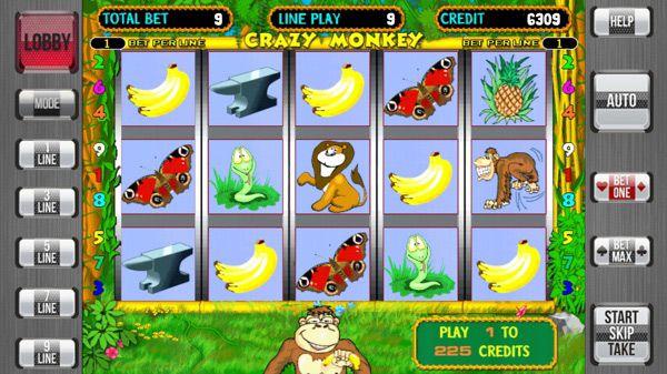 игры онлайн бесплатно крейзи манки