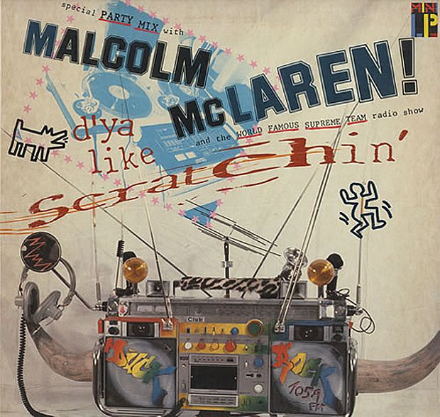 Malcolm McLaren and the World Famous Supreme Team - D'ya Like ...
