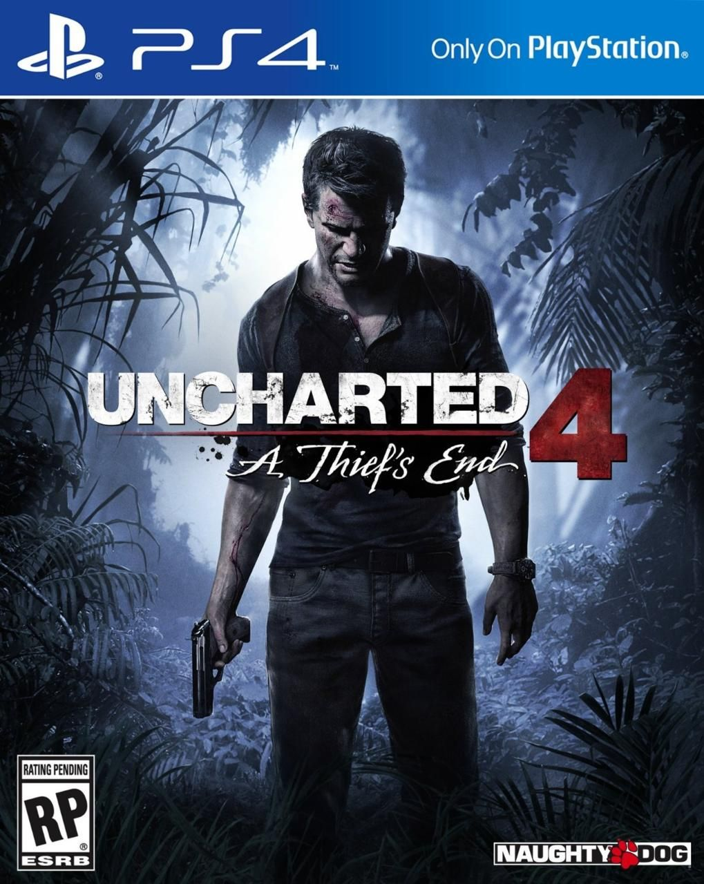 Uncharted 4 Box Art Revealed By Amazon Uncharted A Thief S End Ps4 Uncharted A Thief S End
