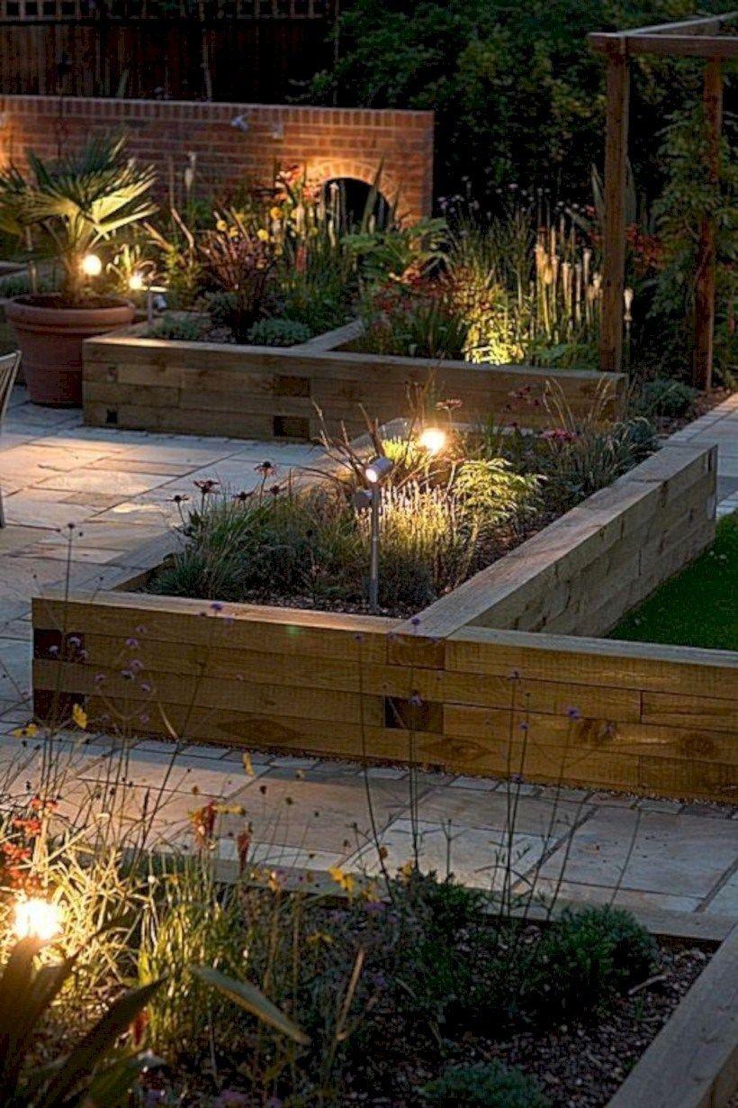 15 Lovely Raised Vegetables Garden Ideas Garden bed